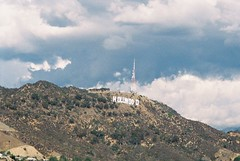 CNV00011 (rugby#9) Tags: usa sky cloud tree hill sign hills hollywood losangeles california tower america us la