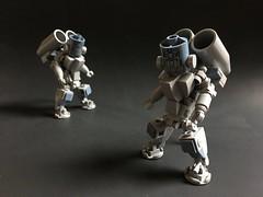 KSOi Bots (Legomania.) Tags: ksoibots ksoibot ksoi bot robot drone mech mecha lego moc legomocs mocs legomoc scifimoc scifi scifimech legomech legomecha sandblue creation legocreation build legobuild legomania builder legobuilder mocer 2019