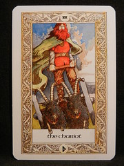The Chariot. (Oxford77) Tags: tarot thenorsetarot norse viking vikings cards card tarotcards