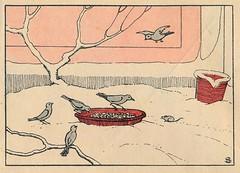 sijtje  Aafjes  Nieuwe oogst voor de kleintjes 1925, ill pg  42 (janwillemsen) Tags: sijtjaafjes bookillustration 1925 schoolbook childrensbook