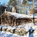 Cabaña sueca