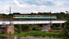 EN57-912 (Mariusz Sychowicz) Tags: en57 kibel pafawag pkp most malbork przewozyregionalne polskakolej madeinpoland polishtrain train railwayphotography ezt pociąg regio