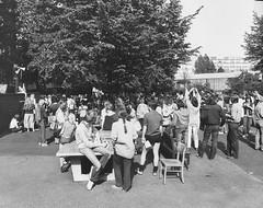 Schulbesetzung_Reher_41 (Klosterschule) Tags: klosterschule hamburg schulbesetzung besetzung schwarzweis blackandwhite history geschichte schulgeschichte historisch school schule 1981 80er 80s