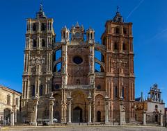 ASTORGA Catedral (dnieper) Tags: catedraldeastorga astorga león spain españa panorámica