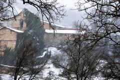 SAN MARTIN  art oeo (juan luis olaeta) Tags: paisajes landscape nature photoshop lightroom oleo art fujifilmxt2 nieve snow elurra