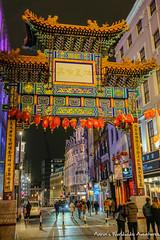 Chinatown in London (adventurousness) Tags: night photography nighttime london england britain great gb greatbritain nightphotography