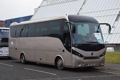 WA14CNE  St Andrews Executive (highlandreiver) Tags: wa14cne wa14 cne st andrews executive coaches mercedes benz bus coach dundee
