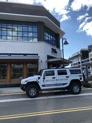 Central Protection Security Patrol. (trident2963) Tags: washington wa kirkland company protection central h2 h3 vehicle patrol hummer security