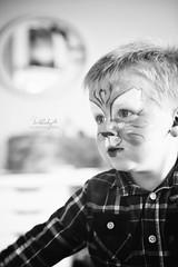 Loup, le lion, mon fils (Weblody) Tags: maquillage lion roi enfant garcon rêveur frimousse petit 3ans carnaval