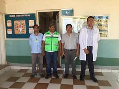 En el albergue rural Los Remedios en Santiago Jamiltepec trabajamos con los directivos para agendar actividades que refuercen acciones de ProtecciónCivil