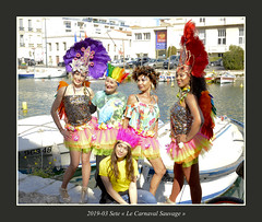 Sète le Carnaval Sauvage (BELHASSEN Gerard) Tags: art belhassen belhassengerard canal carnaval carnavalsauvagesete costume danse deguisement défilé fete france herault infographe languedoc pageriebelhassen pageriemarie parade photo photographe port pride quai sete karnaval déguisement music gerard yahoo tom jeremy david pagerie souhayr tunisie