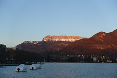 Parmelan @ Annecy (*_*) Tags: march 2019 hiver winter afternoon europe france hautesavoie 74 annecy savoie lacdannecy lakeannecy lac lake sunset sunny mountain