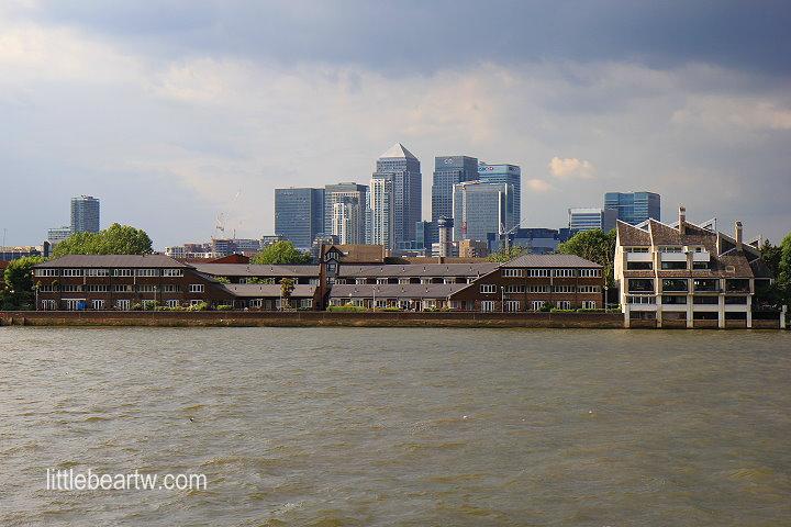 泰晤士河遊船Thames Citycruise-41