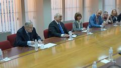 Επίσκεψη ομάδος εργασίας Πολωνικής αντιπροσωπείας στο πλαίσιο των εορτασμών 100 ετών διπλωματικών σχέσεων Ελλάδας-Πολωνίας (Αθήνα, 19.03.2019) (Υπουργείο Εξωτερικών) Tags: υπεξ υφυπεξ μπολαρησ ελλαδα πολωνια αθηνα mfa of greece bolaris poland athens