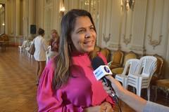Vereadora Tânia Bastos