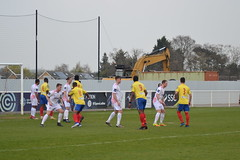 FC Romania 0-2 Hayes & Yeading United FC (30-3-19) (31) (Local Bus Driver) Tags: fc romania 02 hayes yeading united 30319 isthmian league south central division bostik football