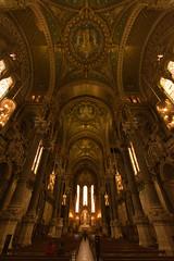 Inside Notre Dame de Fourvière (faoch) Tags: lyon france church