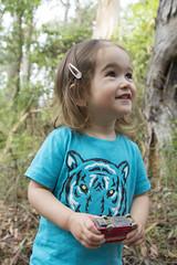 (louisa_catlover) Tags: portrait child family toddler daughter tabby tabitha outdoor garden park nature karwarra dandenongs