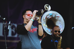 French Quarter Festival - Soul Rebels