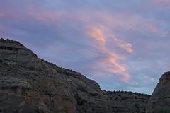 Canyon abstract (Jeff Mitton) Tags: sunset dusk canyon echopark dinosaurnationalmonument colorado landscape earthnaturelife wondersofnature