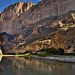 1200' Walls of the Boquillas Canyon (Big Bend National Park)
