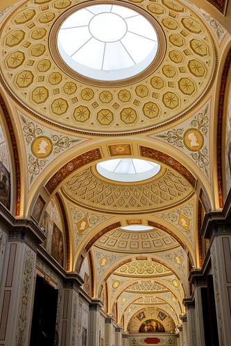 Italian style interior