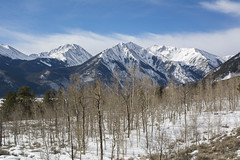 4 Hope Winter (Aaron Spong Fine Art) Tags: er winter 4 seasons series twin ales lakes snow mountains mountain hope