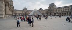 The Louvre, Paris, France (Stanton World Photography) Tags: paris france thelouvre louvremuseum muséedulouvre 20mmf4ai ainikkor20mmf4