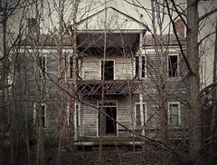 introvert (History Rambler) Tags: old abandoned antebellum plantation house home rural south lost forgotten history historic hidden