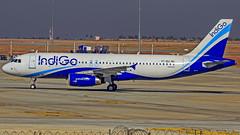 Indigo Airbus A320 VT-IEU Bangalore (BLR/VOBL) (Aiel) Tags: indigo airbus a320 vtieu bangalore bengaluru