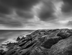 Towards the Storm, Panadura, Sri Lanka (Chamikajperera) Tags: storm landscape fine art sri lanka fineart seascape long expo sky sunset