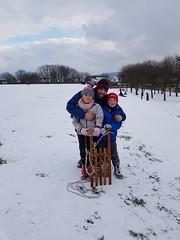 February 2018-12 (romoophotos) Tags: cianmooney ronanmooney snow éabhamooney dublin countydublin ireland ie