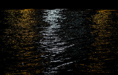 [ Drappeggi - Draperies ] DSC_1003.R2.jinkoll (jinkoll) Tags: sea mare waves water reflections night lights colors pizzo calabria mediterranean living abstract conceptual