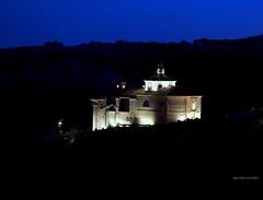 Badolato Cz Calabria Italy (Chiesa dell'Immacolata) (Arcieri Saverio) Tags: chiesa chiese church calabria badolato italy nikon nikkor night notte luci paesaggio light d5300 55300mm
