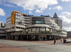 Rotterdam - Centrale Bibliotheek (Grotevriendelijkereus) Tags: rotterdam netherlands holland nederland city town stad centrum center architecture architectuur gebouw building wederopbouw