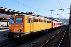ProLok 1142 579-3 Blue Train, Innsbruck Hbf (TaurusES64U4) Tags: plok 1142 bluetrain