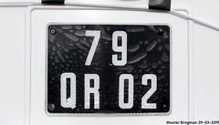 79QR02 (XBXG) Tags: 79qr02 license plate kenteken plaque immatriculation immat aisne 02 france frankrijk