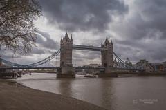 Tower Bridge (tbnate) Tags: london tower towerbridge bridge river thames thamesriver riverthames outdoor outside cityscape architecture reflection clouds water tbnate city radekkorbal nikon nikond750 d750 tamron tamron1530 sky tree