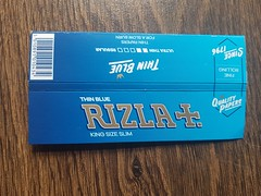 Rizla Blue king slim (roll_up_roll_up) Tags: paper papers rolling smoking collection archive gallery rizla roller jolly roll smoke skin skins smoker rollers 420 rollup rollups rollies tobacco cigarettes cigarette packet packets packaging rolly rollie smokers rizlas rolls rollyourown