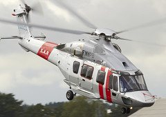 Eurocopter EC175 (Graham Paul Spicer) Tags: fbo farnborough airshow display flying aircraft aviation