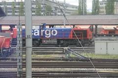SBB Cargo MaK 1700 Am 843 060 (Ray's Photo Collection) Tags: sbb luzern mak1700 cargo am 843 060 lucerne lu switzerland suisse schweiz swiss