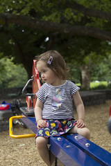 thoughtful (louisa_catlover) Tags: portrait family child toddler daughter tabitha tabby park playground outdoor