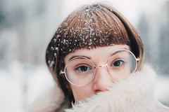 6 Ways Cold Weather Is Good For Your Health Sometimes That'll Help You Hate Winter A Little Less (alsfakia) Tags: wisdom by alexandros g sfakianakis anapafseos 5 agios nikolaos 72100 crete greece 00302841026182 00306932607174 alsfakiagmailcom 20s attractive background beautiful beauty cold conifer day daylight daytime dream face fashion fashionable female frost fur girl glasses hair hairstyle joy lifestyle look one outdoors outside people person pleasure portrait pretty single snow soft tree twenties winter woman young