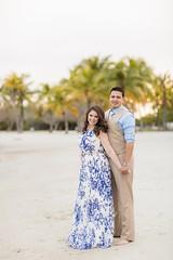 Beach view (Andres Limones Cruz) Tags: andres❤️ miami beach love couple andres limones cruz tailuma suit long dress palm trees sand sea business consultant economist entrepreneur