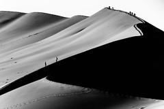 Sossusvlei (C McCann) Tags: namibia sossusvlei deadvlei desert dune large outdoor blackandwhite africa