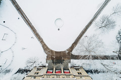 2019 - January - CHS - Snowy Winter Break Sunday-47-HDR.jpg (ISU College of Human Sciences) Tags: building winter forker campus buildings foodsciencebuilding morrill snow lagomarcino ringoflife drone campanile scenic palmer fshn chs mackay beauty