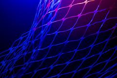 Colored Netting (adamopal) Tags: canon canon7d canon7dmarkii canon7dmkii colorednetting redandblue netting random randomshot adaptalux adaptaluxstudio adaptaluxstudiolighting adaptaluxstudioexperiment lightingexperiment experiment experimental colorful spots diyshot diy diyexperiment coolshot macro macro100mm 100mm white magenta purple blue black