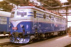 CD E499OO4 (bobbyblack51) Tags: cd class 141 e499o skoda type 12e bobo electric locomotive e499004 1410043 dkv bohumin 2006