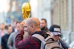 DSCF0091 (peter.n0thing) Tags: brazil football world cup russia 2018 soccer stadium saintpetersburg fans