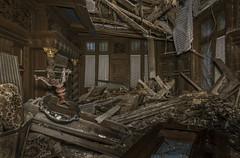 _DSC0418 (Foto-Runner) Tags: urbex lost decay abandonné chateau carnge ming castel